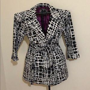 HeartSoul black and white jacket